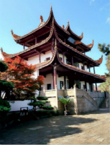 The Tianxin Pavilion