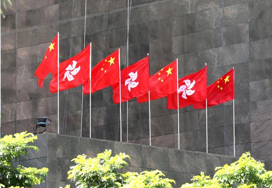 Light punishment for desecrating national flag will encourage violence: HK lawmakers