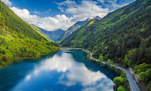 Jiuzhaigou to mostly reopen from Sept. 27
