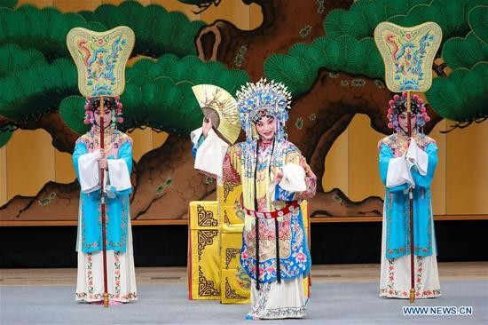 100th anniv. of Mei Lanfang's visit to Japan marked in Tokyo