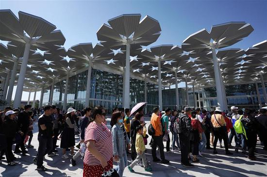 Beijing eyes new use of horticultural expo venue