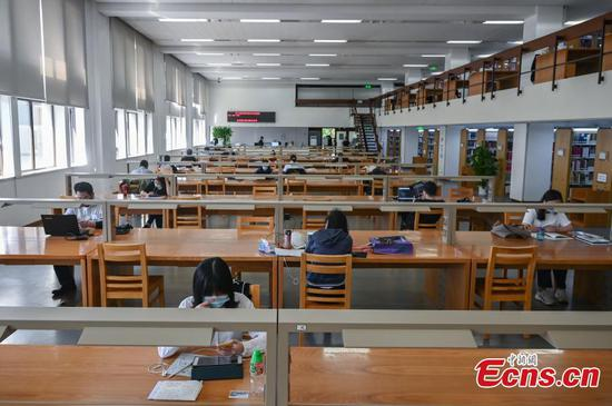 National Library of China reopens in Beijing