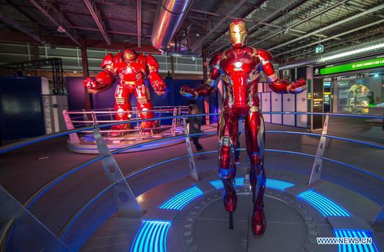 Marvel Avengers S.T.A.T.I.O.N. exhibition to open to public in Toronto
