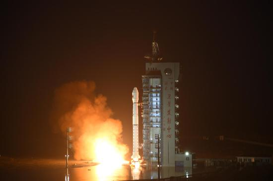 China successfully launches Gaofen-12 02 satellite